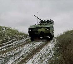 Новый БТР-4МВ1