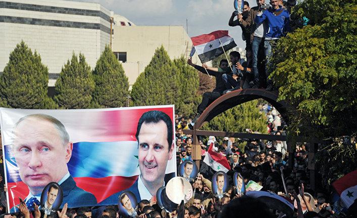 Путин отдал приказ овыводе русской военной группировки изСирии