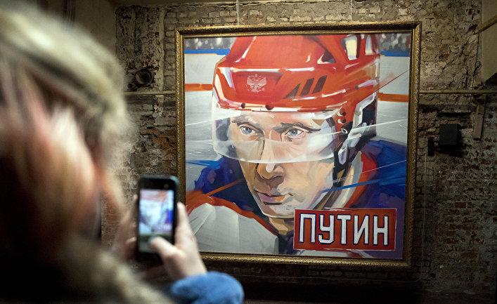 Выставка современного искусства SUPERPUTIN в Москве