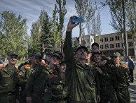 Донецкое высшее общевойсковое командное училище