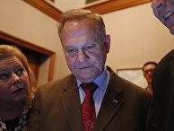 Кандидат в сенат от республиканской партии Рой Мур