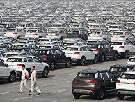 Производство автомобилей Haval в Китае