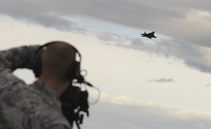 Минобороны опровергает сообщение о«перехвате» русских самолетов вСирии