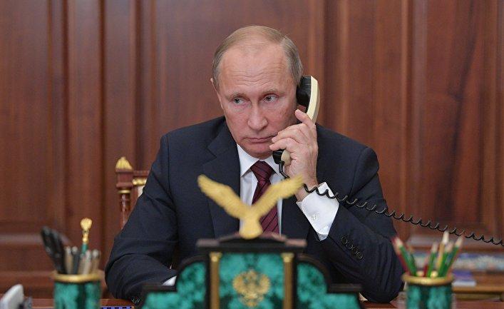 Дональд Трамп рассказал об результатах телефонного разговора сПутиным