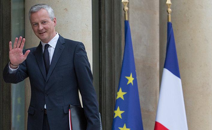 Первое заседание нового кабинета министров Франции