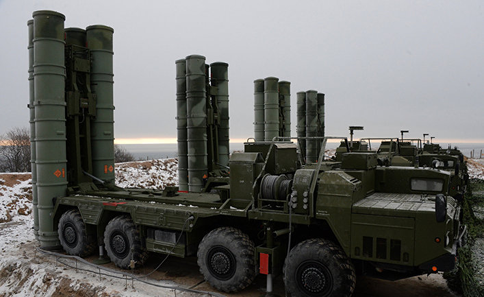 Все нюансы по договору опоставке С-400 вТурцию решены— Кожин