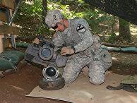"""Американский солдат с ПТРК """"Джавелин"""""""
