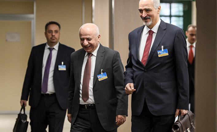 40 групп сирийской оппозиции отказались отмирных переговоров вСочи