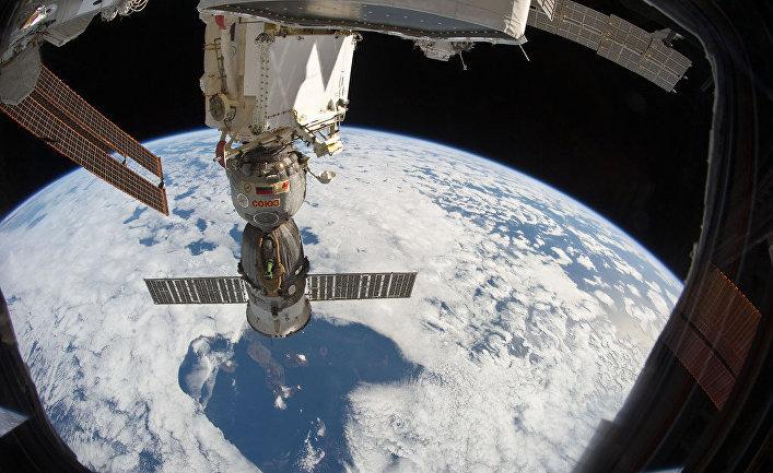 Россия планирует построить на МКС отель класса люкс