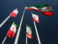 Флаги Ирана