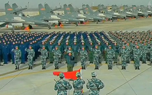 Си Цзиньпин призвал не бояться смерти