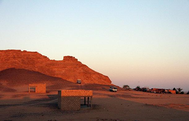 Вади-Хальфа в Судане