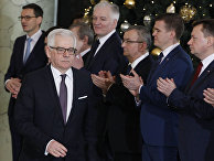 Новый министр иностранных дел Польши Яцек Чапутович