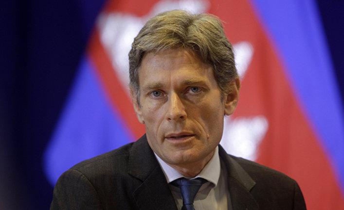 Помощник госсекретаря США Том Малиновски