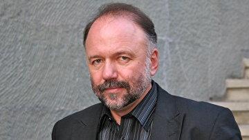 Украинский писатель Андрей Курков