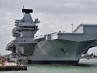 """Авианосец """"Королева Елизавета"""", ВМС Великобритании"""