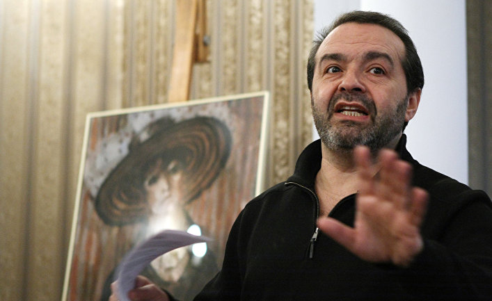 Мастер-класс писателя Виктора Шендеровича в Казани