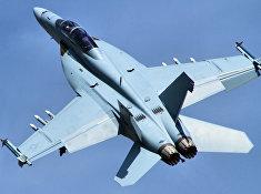 Истребитель F/A-18 «Супер Хорнет»