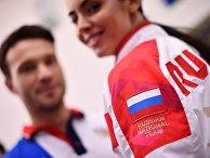 Новая коллекция экипировки национальных сборных команд России