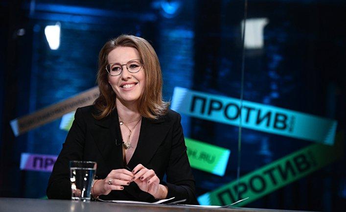 Навыборах президента победит Владимир Путин— Собчак