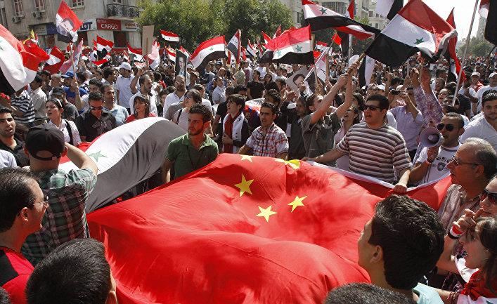 Ближний Восток заставляет США нервничать; как Китай может использовать эту возможность и выиграть время