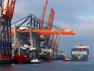Порт в Гуанчжоу