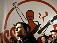 Выставка «Pussy Riot и русская традиция протеста в искусстве» в Праге