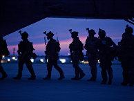 Американские морские пехотинцы