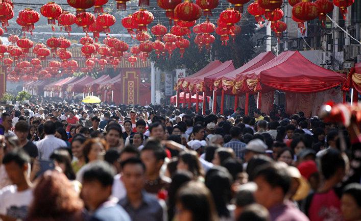 Китай: в стремлении к качественному росту