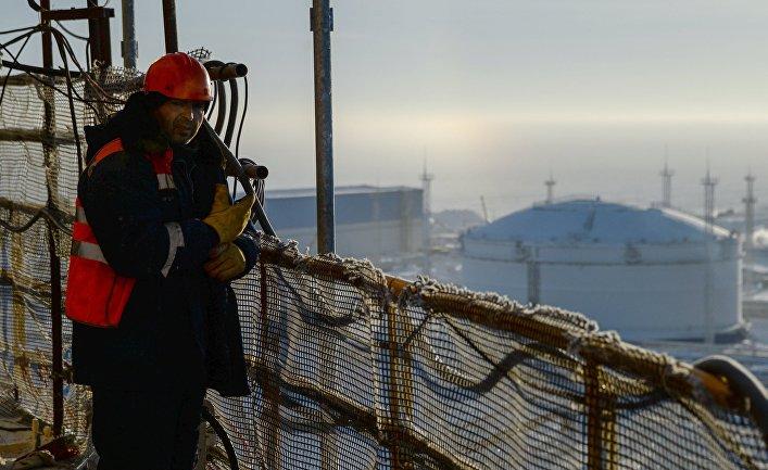 «Ямал СПГ» выполнил первую поставку газового конденсата