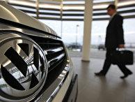 Работа завода Volkswagen в Калуге