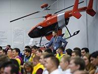 макет беспилотного вертолета VRT300