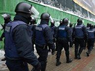 Суд по избранию меры пресечения для М. Саакашвили в Киеве