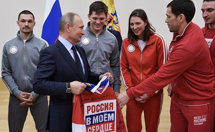 Бах пояснил  причины недопуска ряда россиян наОлимпиаду