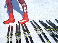 Форма российских лыжников на зимних Олимпийских играх в Пхенчхане