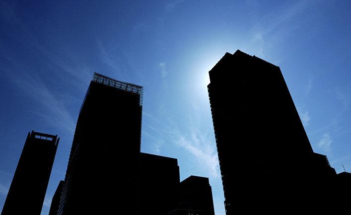 Японская компания «Сумитомо Форестри» презентовала проект 70-этажного деревянного небоскреба