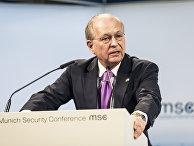 Глава Мюнхенской конференции Вольфганг Ишингер