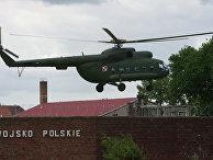 Польская военная база
