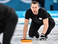 Российский спортсмен Александр Крушельницкий