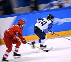 Олимпиада 2018. Хоккей. Женщины. Матч за третье место