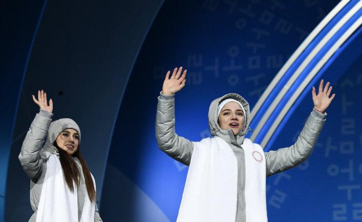 Евгения Медведева готова выступить наОлимпиаде