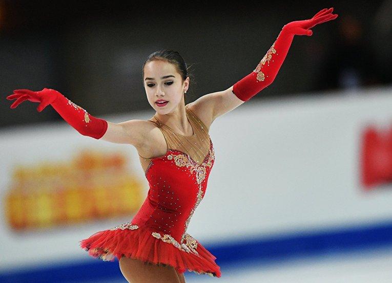 Под какую музыку выступала юлия липницкая на олимпиаде в сочи в показательных выступлениях